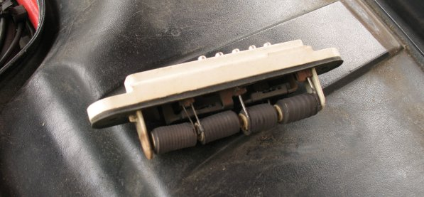 Porsche 944 Fan Speed Resistor Pack