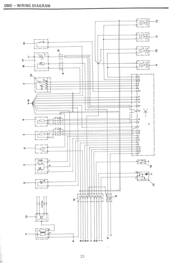 dme23 porsche 944 dme relay wiring diagram porsche wiring diagrams for porsche 944 wiring diagram at virtualis.co
